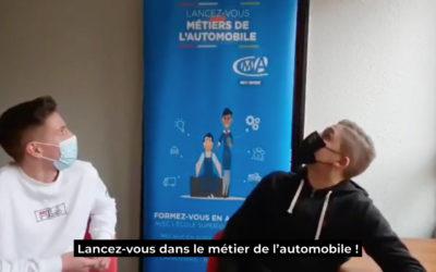 Interview : Titre Professionnel TEAVA !