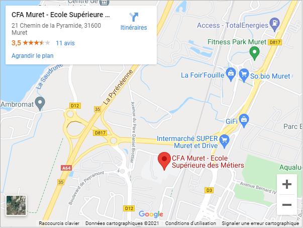 Maps ESM Muret